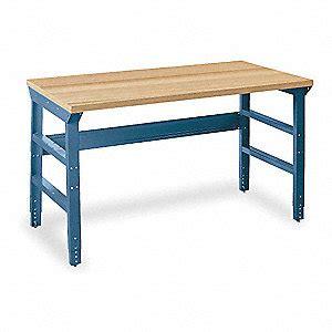 edsal bench edsal workbench butcher block 72 quot w 30 quot d 1pb24 bmm7230b