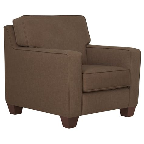 upholstery york city furniture york dk brown fabric chair