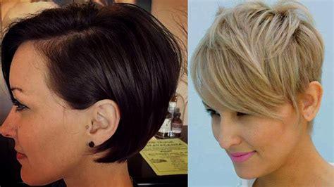 cortes de cabello cortos modernos peinados hermosos cabellos cortos modernos cortes de