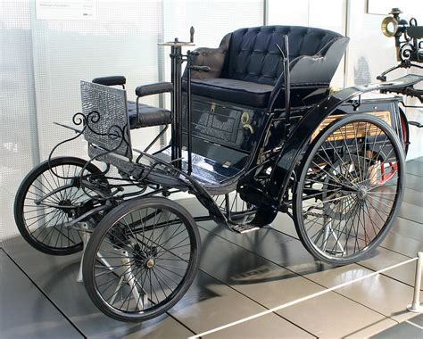 karl benz  man  invented  automobile mercedes