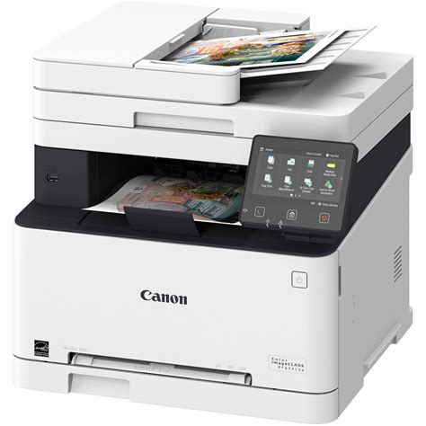 laser printer color canon imageclass mf634cdw all in one color laser