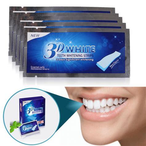 Pemutih Gigi Ultra Whitening 3d Teeth Strips 14pcs 1 advanced ultra white routine whitening 3d teeth bleaching