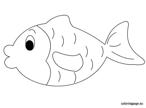 multiple fish coloring pages fish coloring page