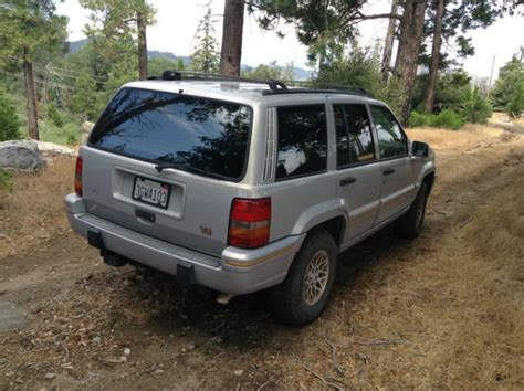how to learn about cars 1994 jeep grand cherokee transmission control classic 1994 jeep grand cherokee limited sport utility 4 door 5 2l for sale detailed