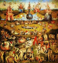 bosch painting the garden of earthly delights