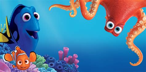 Pixars finding dory misses opportunity to feature pixar s first