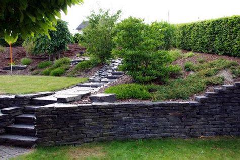 Rock Gartengestaltung by Felsen And Garten On