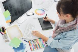 home based photoshop design jobs graphic designing in india scope amp salary career plot