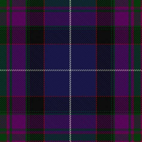 Create Your House tartan details the scottish register of tartans