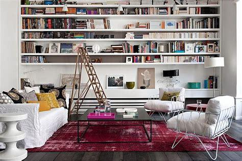 paris living room minimal decor sweet parisian apartment with a bright