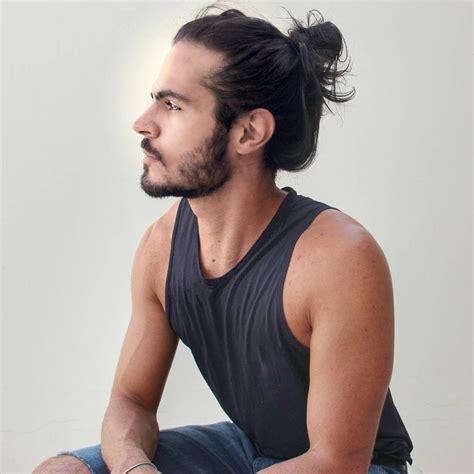 man intimate haircut lumbersexual haircuts blackhairstylecuts com