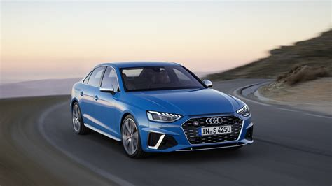 2020 Audi Avant Usa by 2020 Audi S4 And S4 Avant Debut With New Look Tdi Engines