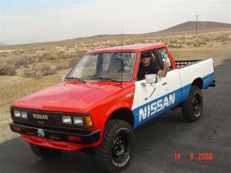 1985 nissan 720 kingcab rides 1985 nissan 720 king cab