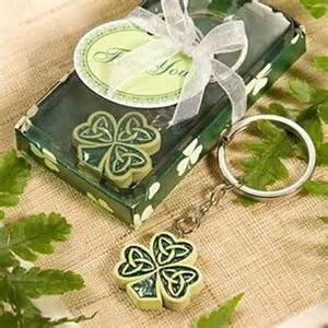 Shamrock Wedding Favors by Wedding Favors
