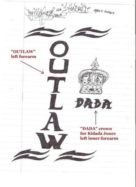 tupac s tattoos 2pac legacy