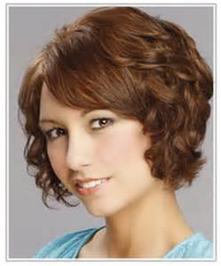 best hairstyles for thin frizzy hair short haircuts for fine curly hair