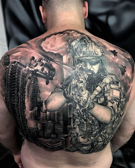 veteran tattoos active war zone veteran ink