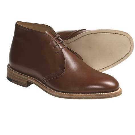 tricker s william chukka boots leather for in beechnut