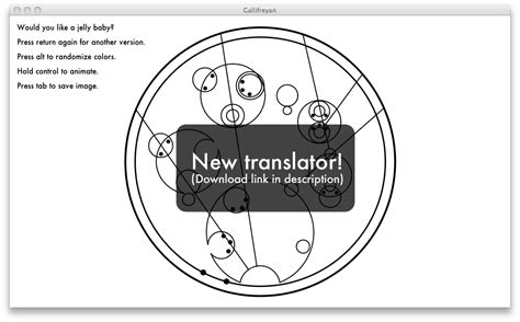 gallifreyan tattoo generator new and much improved translator by blackhatguy on deviantart