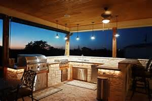 Beautiful Outdoor Kitchens by Beautiful Outdoor Kitchen Deck For The Home Pinterest