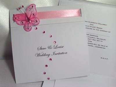 Handmade Invitations Uk - image crafts ideas bridal invitations bookmarks