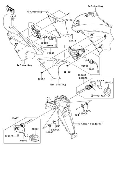 kawasaki 650r wiring diagram wiring diagram with description