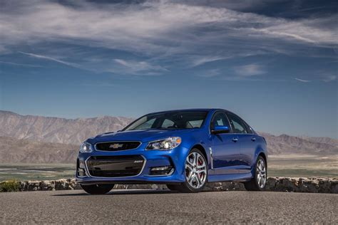 chevrolet i 2017 chevrolet ss last test the end of a performance era