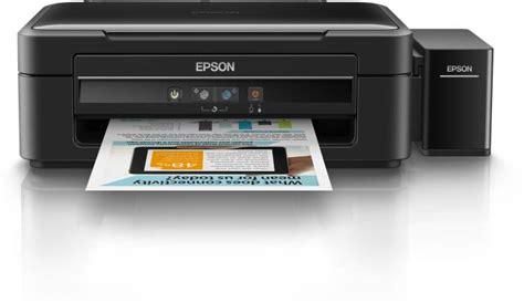 Tinta Original Epson L360 Epson L360 Multi Function Inkjet Printer Epson