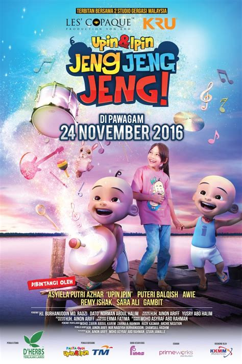 film upin dan ipin full movie pencuri movie