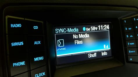 ford sync update ford sync update root directory