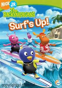 Backyardigans Surf S Up Backyardigans The Surf S Up Dvd 2006 Dvd Empire