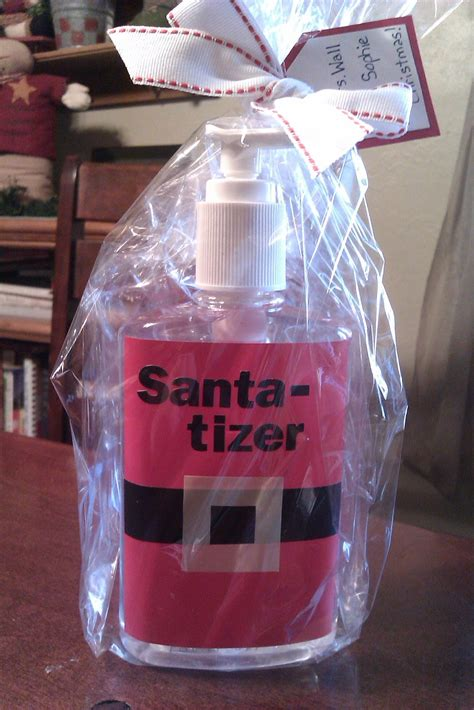 jen s happy spot hand santa tizer