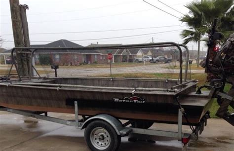 gator tail boat trailers gator tail boat blind louisiana sportsman classifieds la