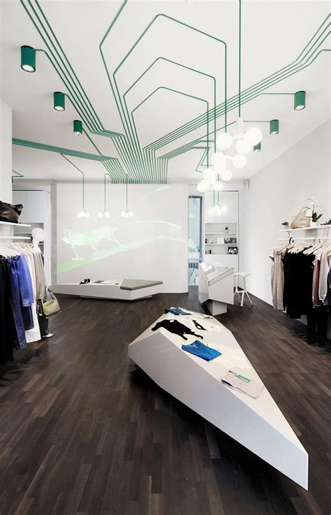 shop in shop interior designs the maygreen shop interior by kinzo karmatrendz