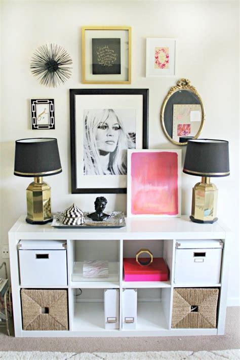 organized office space decorating styles pinterest decoraci 243 n para un recibidor chic y mol 243 n 161 dice mucho de ti