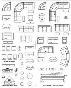furniture templates for floor plans timely view of 202a furniture arranging kit