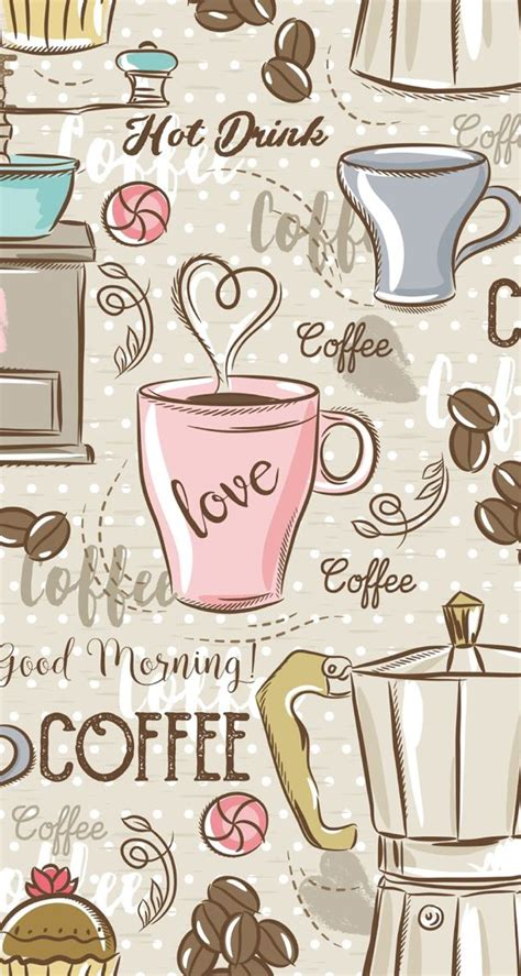 coffee print wallpaper 1634 best wallpapers images on pinterest backgrounds