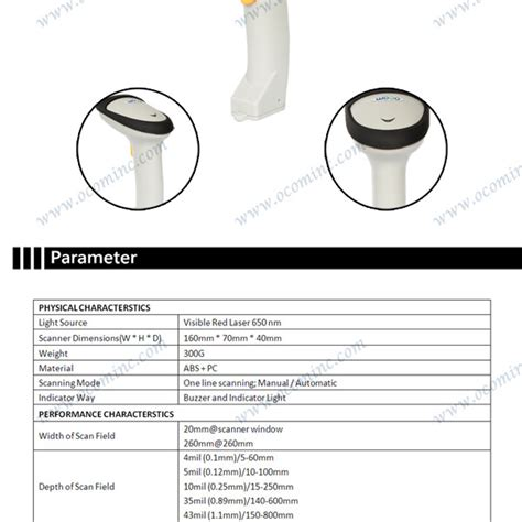 Scanner Barcode Scanner Solution Bs100 portable wireless barcode scanner