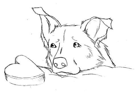 sad dog coloring page cartoon pug coloring page sad dog coloring page