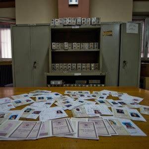 comune di rende ufficio anagrafe il record di carte di identit 224 false nel comune sciolto