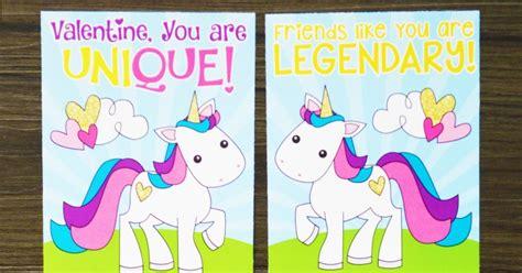 free printable unicorn valentine free printable unicorn valentines artsy fartsy mama
