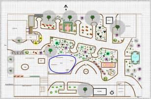 Permaculture Garden Layout Garden Plan 2013 Permaculture Backyard