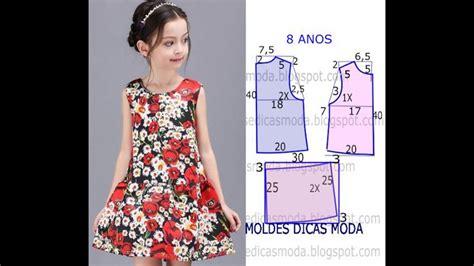 Vestido Nina Patrones | patrones de vestido de ni 241 a youtube