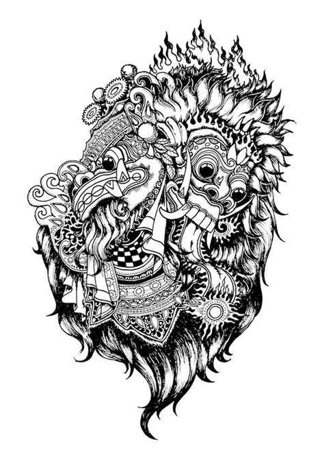 barong naga tattoo 315 best images about 2016 tattoos on pinterest tiger