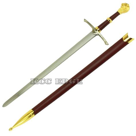 In Blood The Dagger Chronicles 40 quot large chronicles of narnia s sword w scabbard