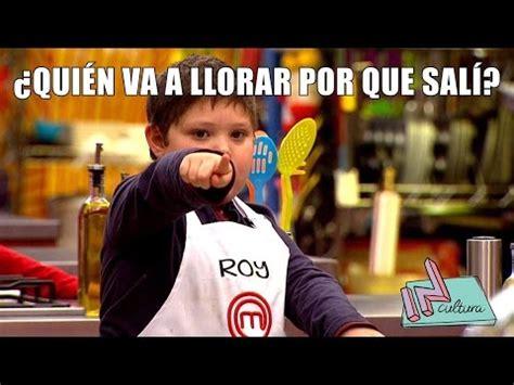 Masterchef Meme - memes de la eliminaci 243 n de roy masterchef mx youtube
