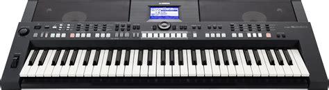 Keyboard Yamaha Psr S650 yamaha psr s650