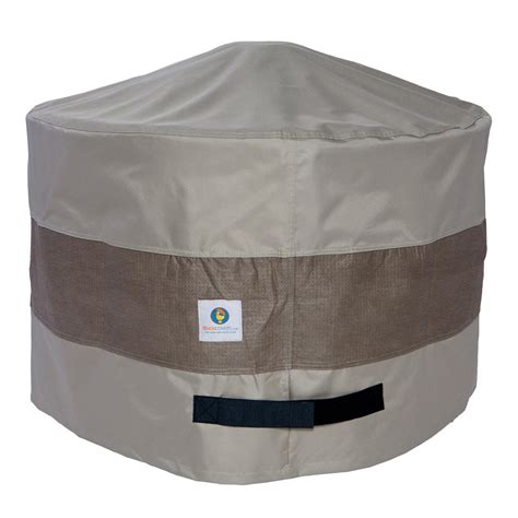 square firepit cover duck covers elite 40 inch square pit