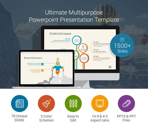 ultimate template 35 amazing powerpoint templates 2017 designmaz