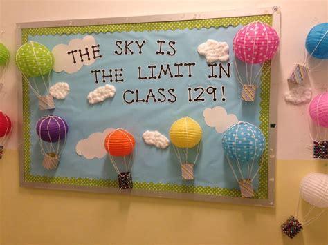 classroom themes hot air balloons hot air balloon classroom theme google search